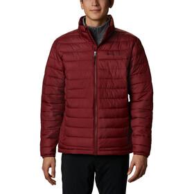 Columbia Powder Lite Jacket Men red jasper
